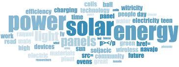 Solar Trending Topics