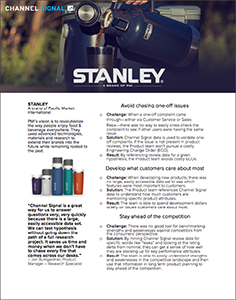 Stanley Case Study Small
