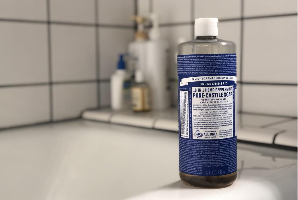 Dr. Bronner's Outstanding Revenue Growth