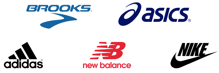running shoe brands